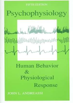 Psychophysiology de John L. Andreassi