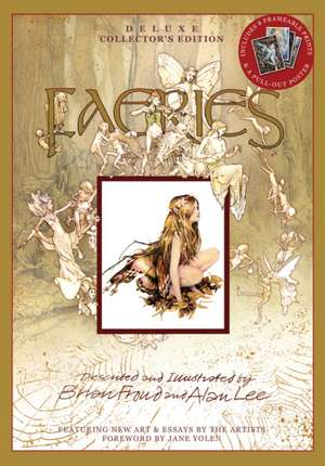 Faeries [With Poster and 8 Frameable Prints]:  A Thousand Days in the Kennedy White House [With DVD] de Brian Froud