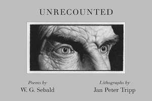 Unrecounted de W. G. Sebald