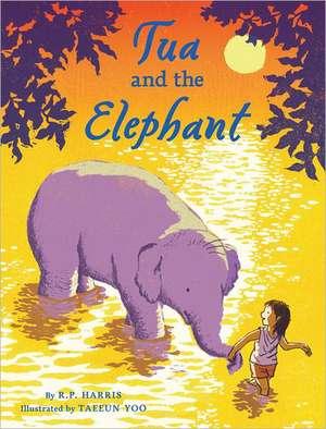 Tua and the Elephant de R. P. Harris