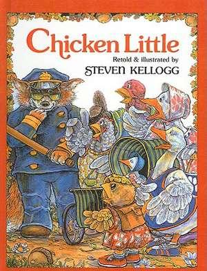 Chicken Little de Steven Kellogg