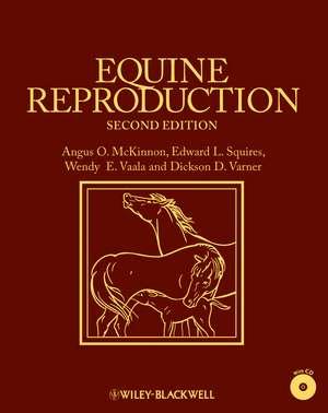 Equine Reproduction. McKinnon Reproducere cabalina imagine