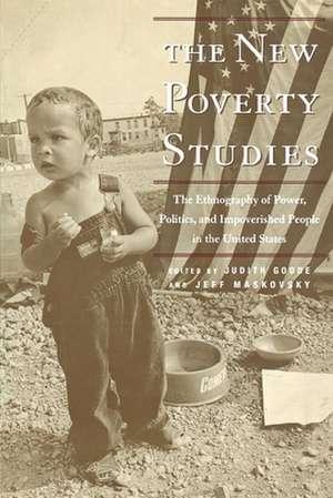 The New Poverty Studies imagine