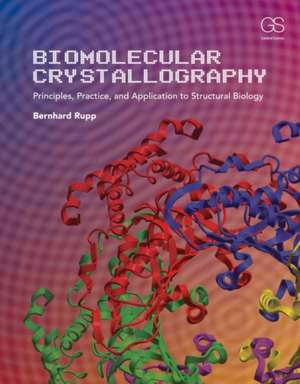 Biomolecular Crystallography imagine
