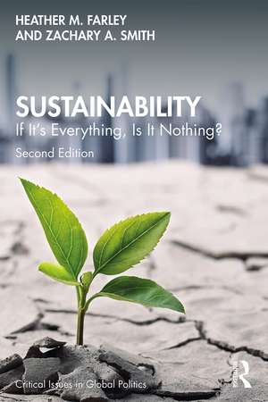 Sustainability de Zachary A. (Northern Arizona UniversityUSA) Smith