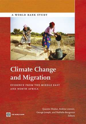 Climate Change and Migration imagine