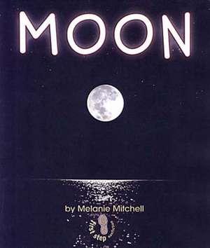 Moon: First Step - Space de Melanie Mitchell