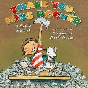 Thank You, Miss Doover de Robin Pulver