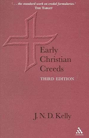 Early Christian Creeds imagine