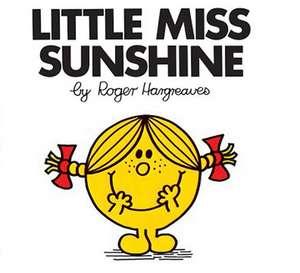 Little Miss Sunshine de Roger Hargreaves