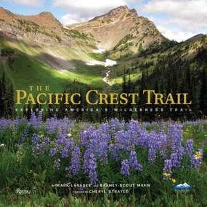 The Pacific Crest Trail de Mark Larabee
