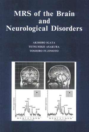 Mrs of the Brain and Neurological Disorders de Koji Terada