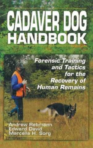 Cadaver Dog Handbook imagine