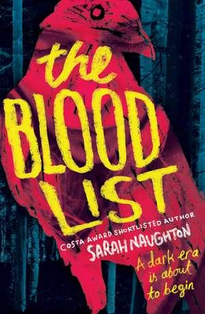 The Blood List de Sarah Naughton