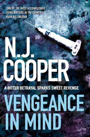 Vengeance in Mind de N. J. Cooper