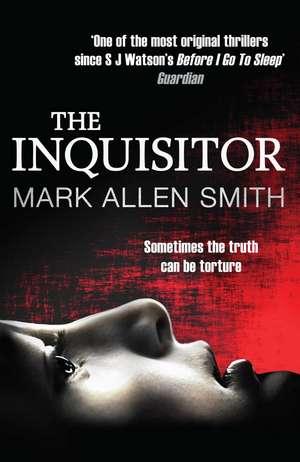 The Inquisitor de Mark Allen Smith
