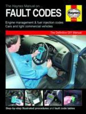 Fault Code Manual de  Haynes Publishing