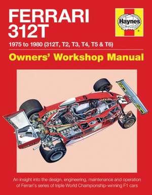 Ferrari 312t imagine