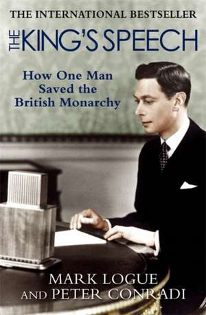 The King's Speech de Mark Logue