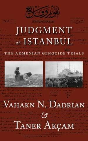 Judgment at Istanbul imagine