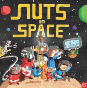 Nuts in Space de Elys Dolan