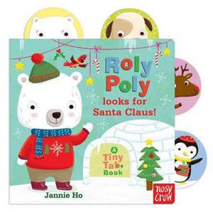 Tiny Tabs: Roly Poly Looks for Santa Claus