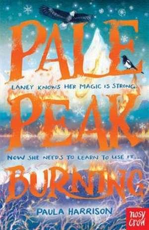 Pale Peak Burning de Paula Harrison