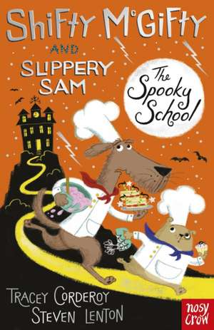 Shifty McGifty and Slippery Sam: The Spooky School imagine