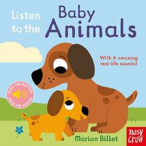 Listen to the Baby Animals imagine