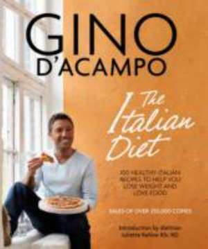 The I Diet de Gino D'Acampo