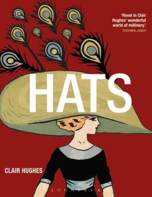 Hats de Professor Clair Hughes
