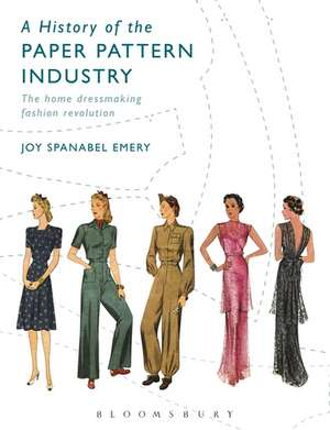 A History of the Paper Pattern Industry imagine