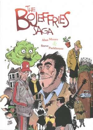 The Bojeffries Saga de Alan Moore