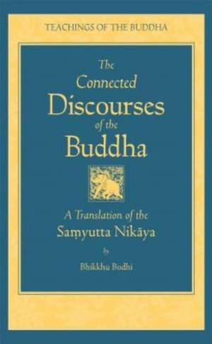 The Connected Discourse of the Buddha imagine