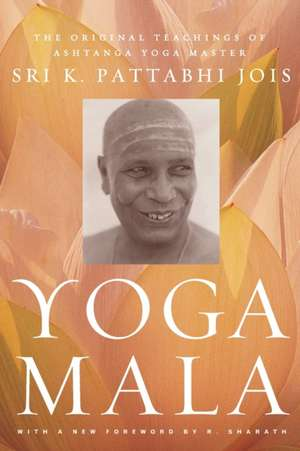 Yoga Mala de K. Pattabhi Jois