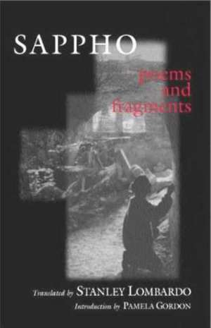 Poems and Fragments imagine
