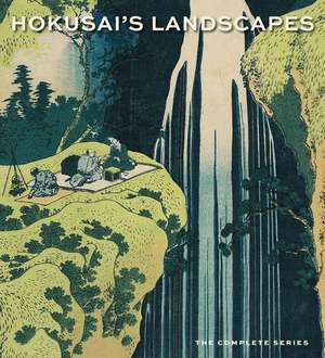 Hokusai's Landscapes de Sarah E. Thompson