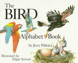 The Bird Alphabet Book de Jerry Pallotta
