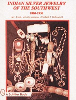 Indian Silver Jewelry of the Southwest