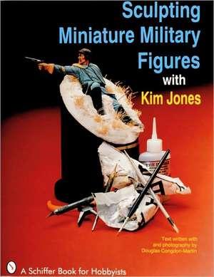 Sculpting Miniature Military Figures imagine