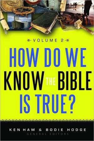 How Do We Know the Bible Is True Volume 2 de Ken Ham