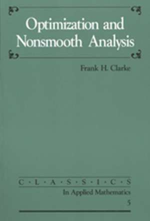 Optimization and Nonsmooth Analysis imagine