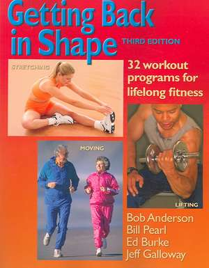 Getting Back in Shape pdf