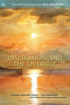 Inspiration and the Overself imagine