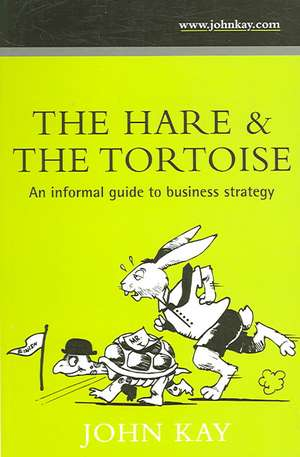 The Hare and the Tortoise imagine