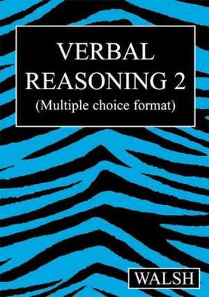 Verbal Reasoning 2 de Mary Walsh