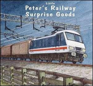 Peter's Railway Surprise Goods