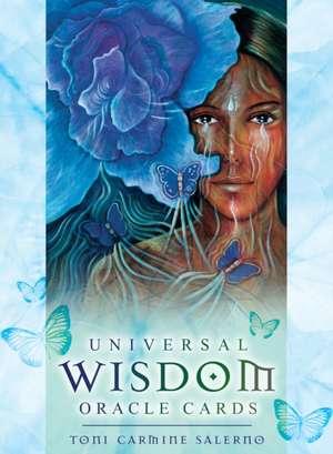 Universal Wisdom Oracle de Toni (Toni Carmine Salerno) Carmine Salerno