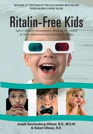 Ritalin-Free Kids
