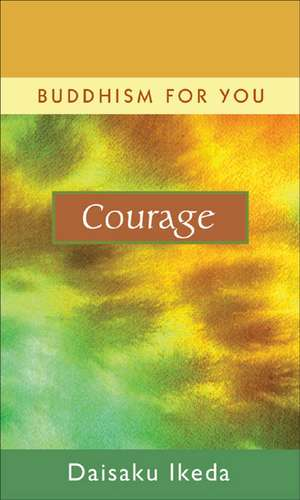 Courage imagine